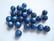 Polarishelmi tummansininen Super kiiltävä 8 mm (4 kpl/pss)