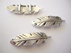 Metallihelmi/hela (slider) Sulka 44 x 13 mm 10 mm nahkanauhalle