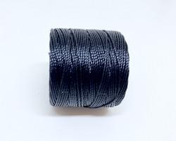 S-Lon helmilanka 0,5mm musta, 70m / rulla