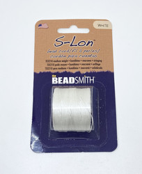 S-Lon helmilanka 0,5mm valkoinen, 70m / rulla