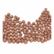 Akryylihelmi pyöreä 8 mm terrakotta matta 30kpl/pss