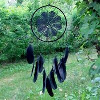 Loulou- unisieppari, musta