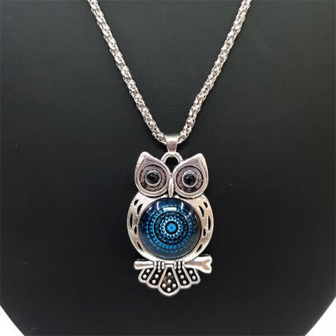 Pöllö- kaulakoru