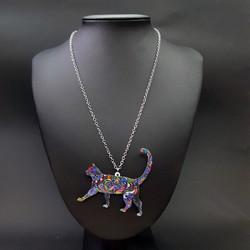 Kissa- kaulakoru