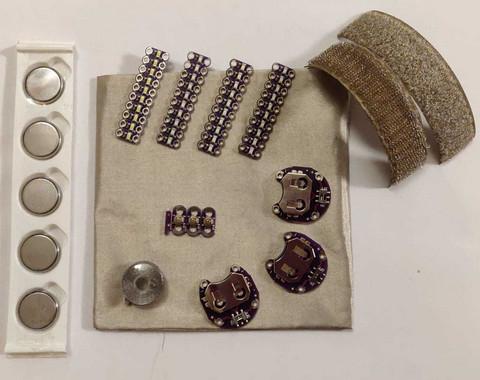 E-tekstiilien aloituspakkaus