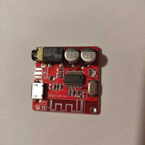 Bluetooth audiovastaanotin