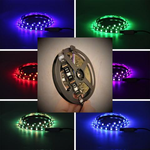 LED-nauha sateenkaari 5m