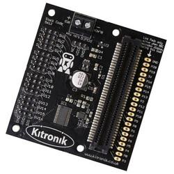 Kitronik servo driver board micro:bitille