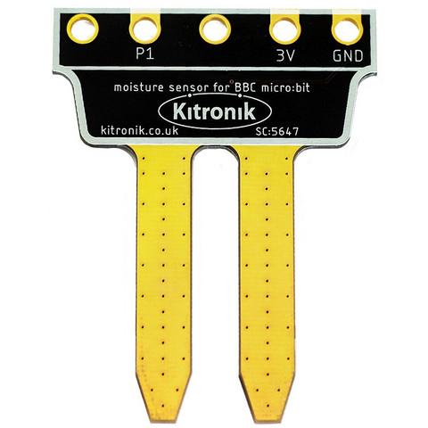 Kitronik maakosteussensori micro:bitille