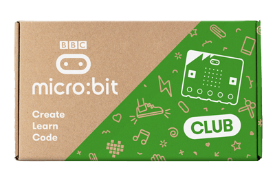 BBC micro:bit v2 Club Bundle