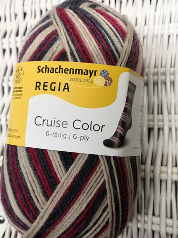 Regia Cruise Color 6-fädig