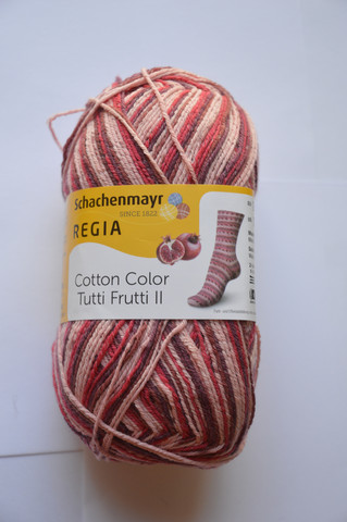 Regia Cotton color Tutti Frutti II