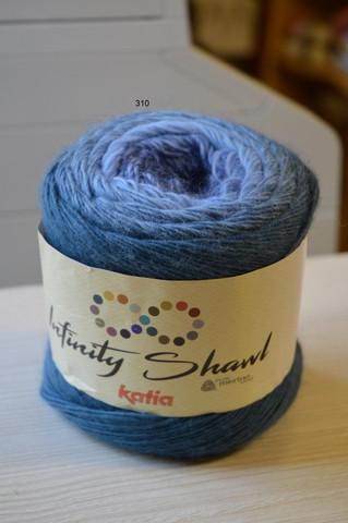 Katia Infinity Shawl