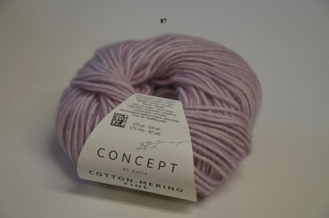 Katia Concept Cotton-merino fine