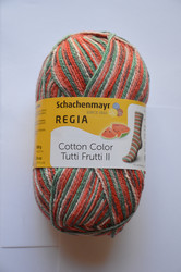 Regia Cotton color Tutti Frutti II