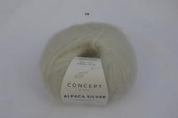 Katia Concept Alpaca-silver & gold