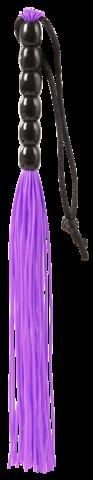 Miniruoska kumihapsuilla - lila