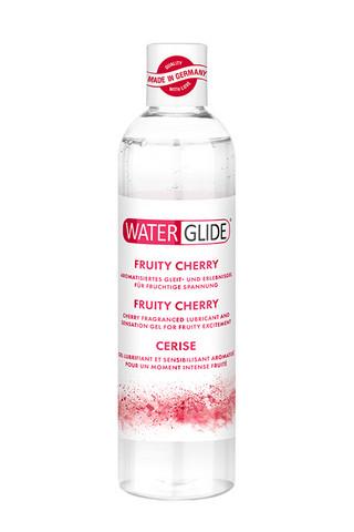 Waterglide Fruity Cherry 300ml -  kirsikka makuliukuvoide