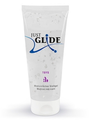 Just Glide Toys vesipohjainen liukuvoide 200 ml