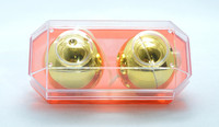 Gold Balls geishapallot