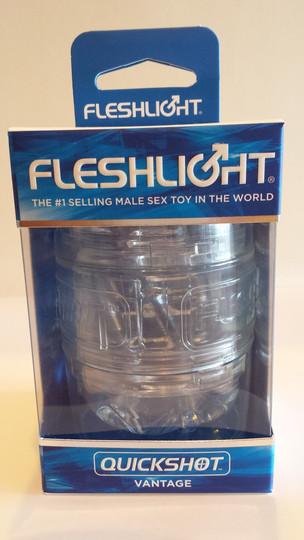 Fleshlight Quickshot Vantage masturbaattori