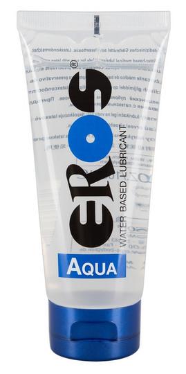 Eros Aqua 200ml - vesipohjainen liukuvoide