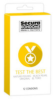 Secura Test The Best - kondomit 12 kpl