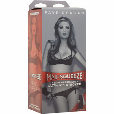 Main Squeeze Faye Reagan - tekovagina