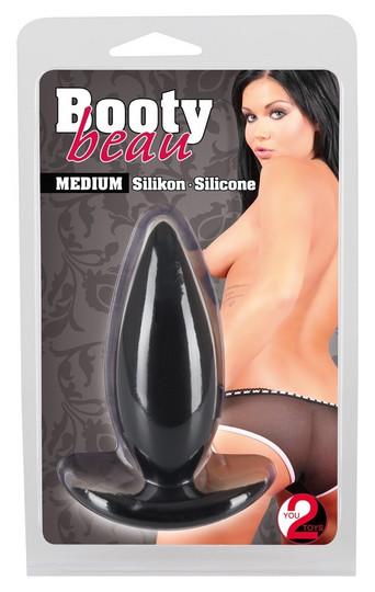 Booty Beau Medium - silikoni anustappi