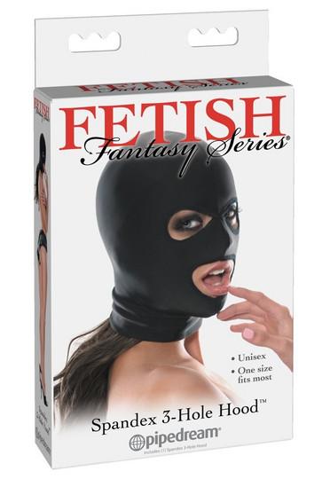 Fetish Fantasy Spandex 3 - Hole Hood