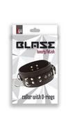 Blaze Collar with O-rings - kaulapanta renkailla