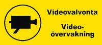 Videovalvonta 2 tarra