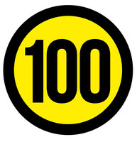 Nopeustarra 100 km/h