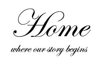 Home where our story
