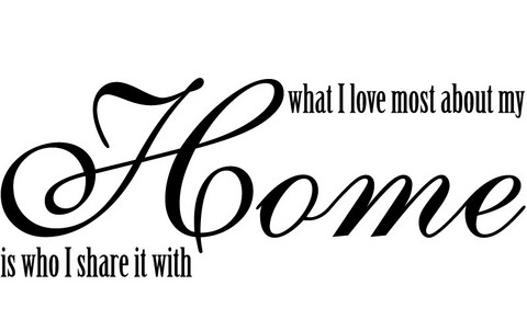 Love most home