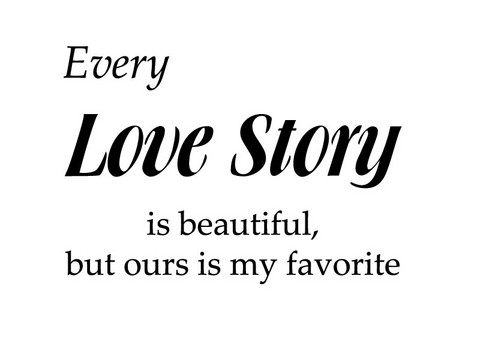 Every love story 2