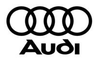 Audi logo tarra