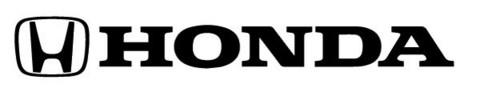 Honda logo tarra