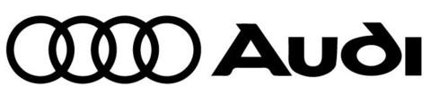 Audi 2 logo tarra