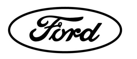 Ford logo tarra