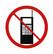 Kännykkäkielto 2 tarra