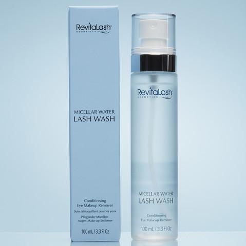 RevitaLash Micellar Water Lash Wash -meikinpoistoaine