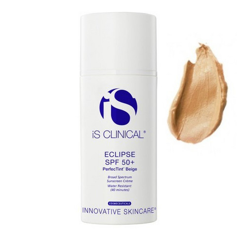 iS Clinical Eclipse SPF 50+ -aurinkosuoja sävytetty 100g