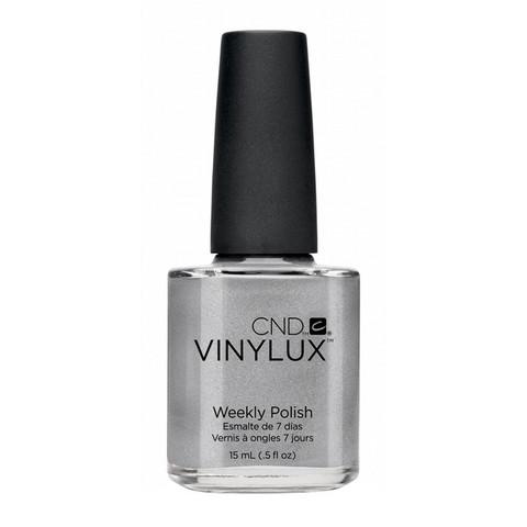 CND Vinylux Silver Chrome