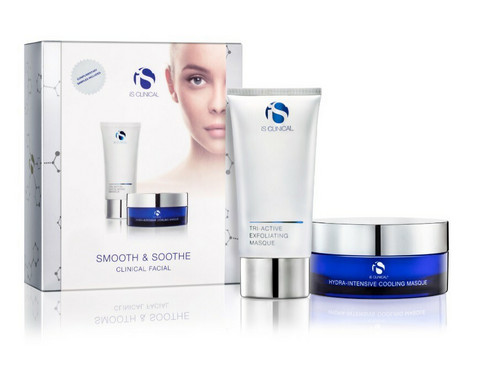 iS Clinical Smooth & Soothe Facial Kit