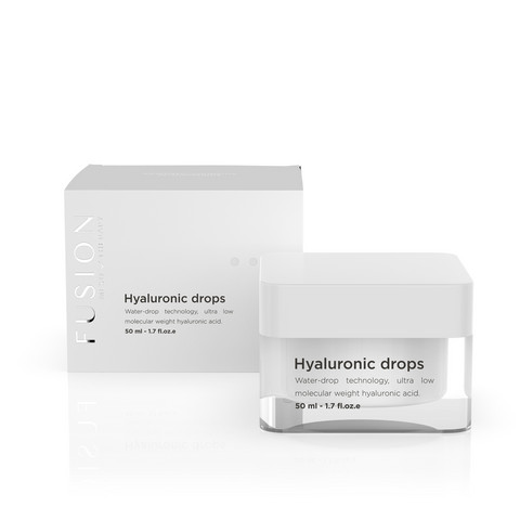 Fusion HYALURONIC DROPS