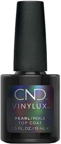 CND Vinylux Top Coat PEARL