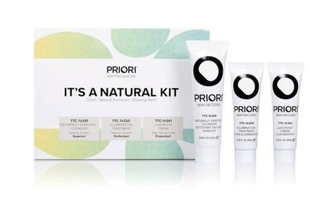 PRIORI It's Natural Kit