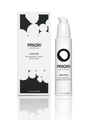 PRIORI LCA fx121 Skin Renewal Creme