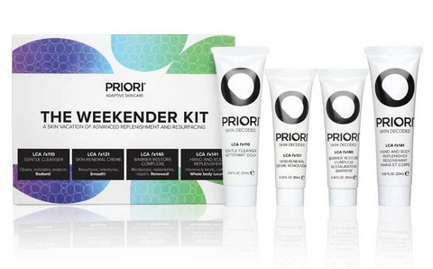 PRIORI The Weekender Kit